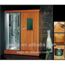 EAGO Steam shower Room and Sauna cubicle