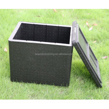 GN1/2 thermo box for commercial applications: ideal for transporting and insulating Gastronorm containers