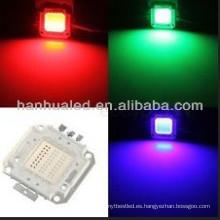 Buena calidad precio barato alta lumen bridgelux 100 w de alta potencia led chip
