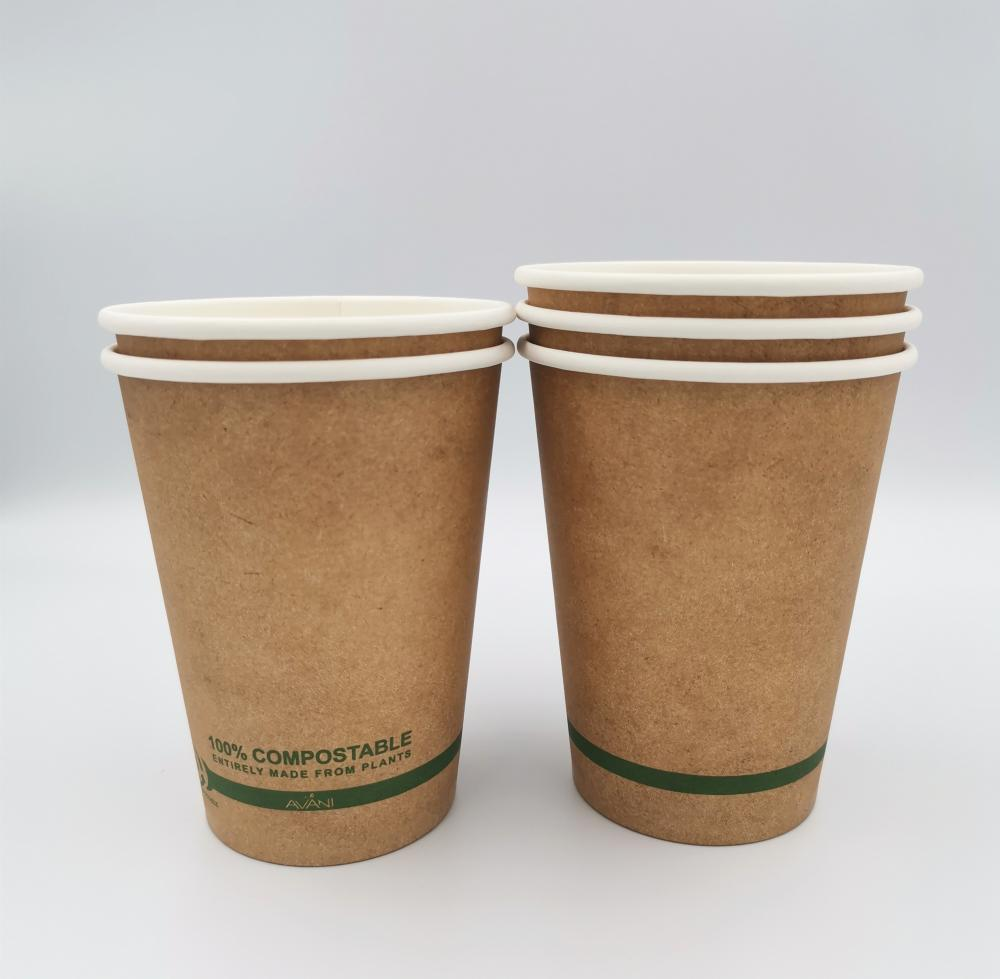 Eco-friendly Disposable Paper Cup 16oz