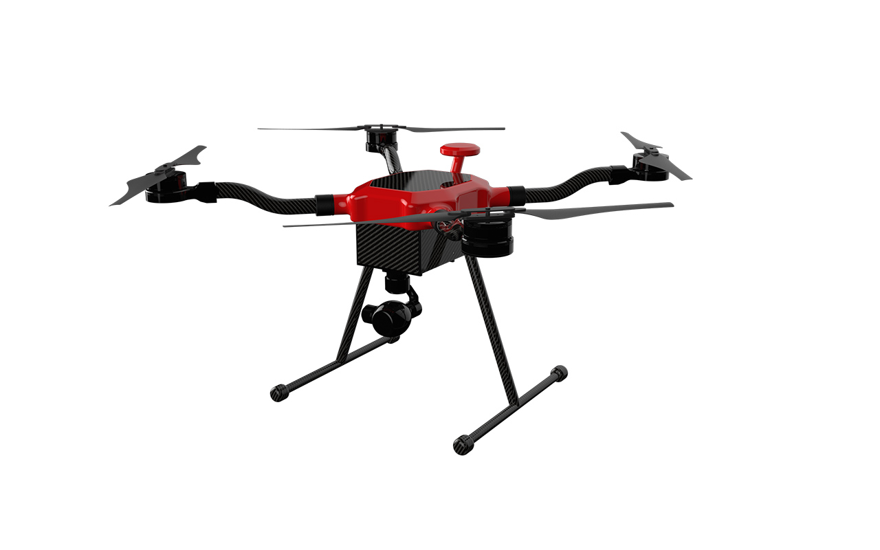 ling flight time quad copter