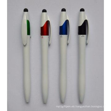 El lápiz Itf323 de 3 colores más popular con One Stylus Touch