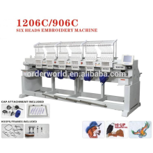 wholesale good quality maya embroidery machine; 6 headindustrial embroidery machines for sale