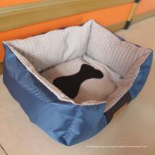 Cama suave quente impermeável para cães de estimação de luxo por atacado