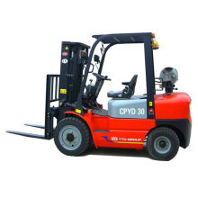 Mini 1.5ton forklift battery prices YTO CPD15 for sale