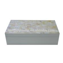 Seashell Furniture Chinese Freshwater Shell Accessory Box