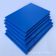 Hoja de nylon color azul MC 901