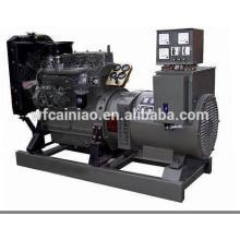 4 Zylinder elektrischer 40kw Dieselgenerator heißer Verkauf im Porzellan