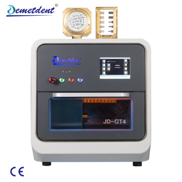 Dental Crown Zirkonya CAD CAM Freze Makinesi