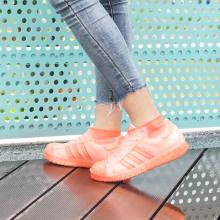 La chaussure couvre la coutume réutilisable antidérapante de preuve de l'eau