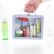 Металлическая упаковочная коробка для ручек