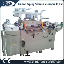Dp-320b Reflective Sheet and Insulator Die Cutting Machine