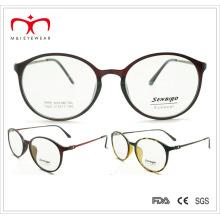 Retro Tr90 Unisex Reading Glasses with Metal Temple (1225)