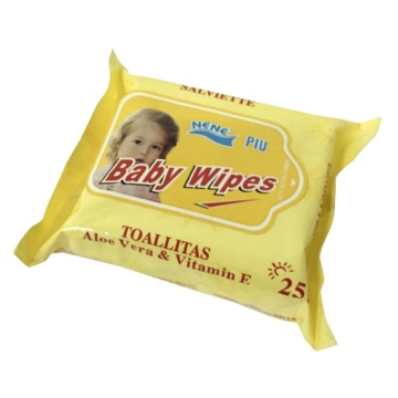 Bio biologisch abbaubare Baby Cleansing Wet Wipes
