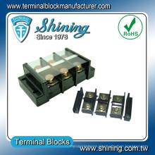 TB-300 Montageart Kunststoff 300 Amp Faston Klemmenleiste Steckverbinder