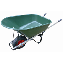 Hot Sale Green Wheelbarrow WB7801