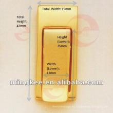 Cerradura de bolsa rectangular (R12-219A)