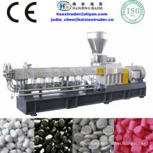 Nuevo capítulo lanzado maquinaria plástica serie contrarrotatorio de TSE