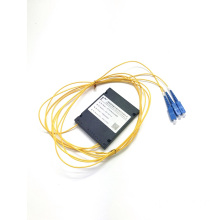 PLC 1 * 2 ABS BOX splitter sc upc connector