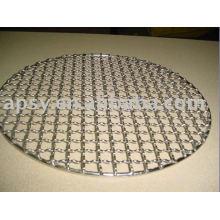 Grillgitter aus verzinktem oder rostfreiem Stahl