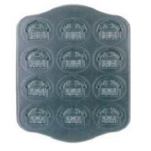 12-Cup Muffin Pfanne Antihaft Backformen