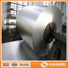 Hémisphère en aluminium gaufré en relief