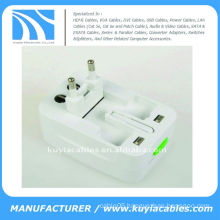 All-in-1 multi-functionTravel Power AC Adapter plug AU UK US EU