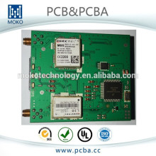 Placa de Circuito Eletrônico, módulo GPS, módulo LED