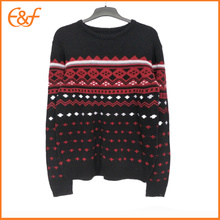 Best Men Fashionable Jacquard Jumpers