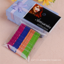 Lady Fashion Accessories Collection Ganchos de cabelo em forma de onda (JE1023-3)
