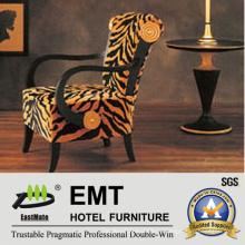 Модный цветной деревянный стул (EMT-002)