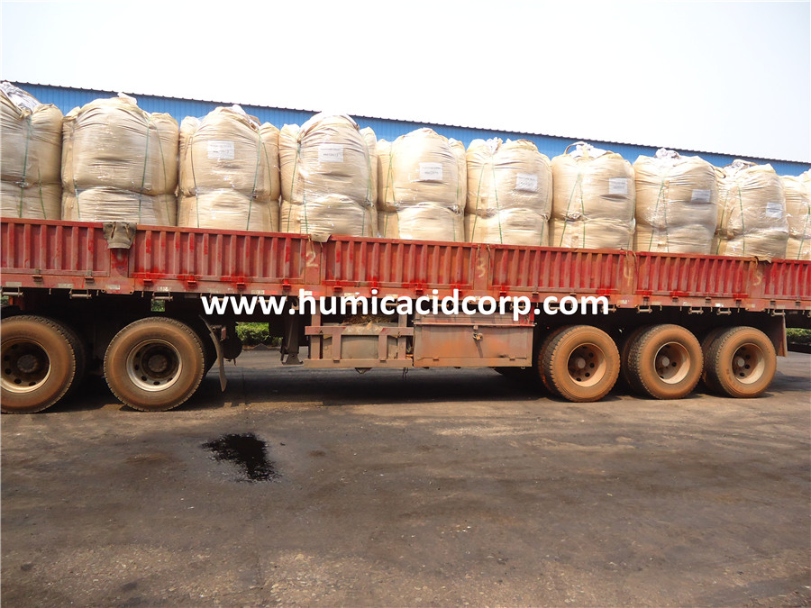 Humic Acid with ton bag
