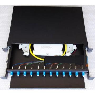 12 core Fiber Optic Patch Panel