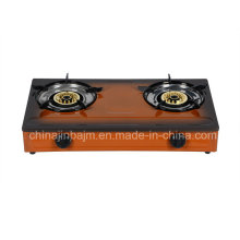 2 Burner Enamel Body Gas Cooker/Gas Stove