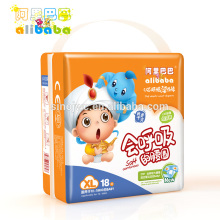 2015 New OEM Disposable Soft Breathable Big Adult Baby Diaper Punishment