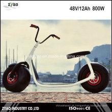 O fabricante o mais barato 9.5 polegadas caçoa a motocicleta elétrica 800W E-Scooter Scooter