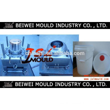 High Quality Plastic Injection 5L Paint Bucket Mould