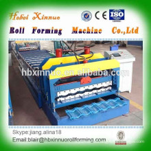 single layer steel cold roll forming machine