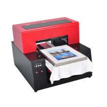 Máquina de impresión de camisetas de algodón