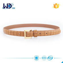 Fashion Ladies Leather belt elegent belt for pants