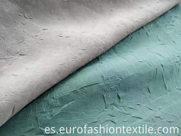 Voile Crease Fabric