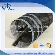 Boa ventilação PTFE Teflon fibra de vidro correia transportadora de malha