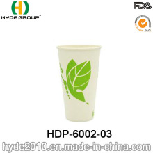 16oz Simple Design Disposable Single Wall Cold Drink Paper Cup