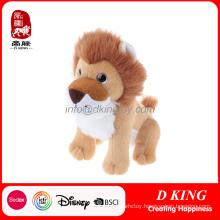 China Manufacture Soft Lion Animal Toy Plush Toys Lion