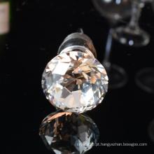 Decoração de casamento Diamond Wine Bottle Stopper