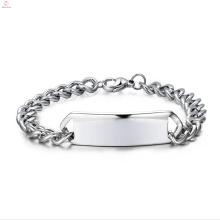 Gros Mens en acier inoxydable Bracelets bijoux
