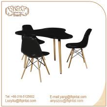 Неправильный китайский обеденный стол, сделанный из Китая, с фабрики Shengfang