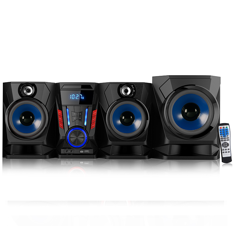 2 1 Home Theater With Usb