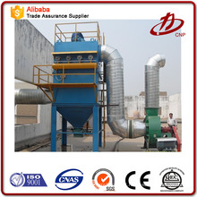 Separador de poeira industrial filtro de cartucho de poeira