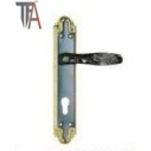 Iron Material Door Handle for Home Decoration